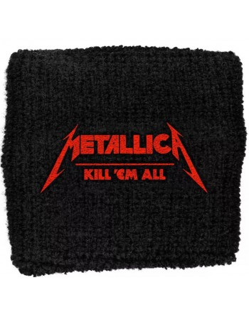 Metallica wristband...