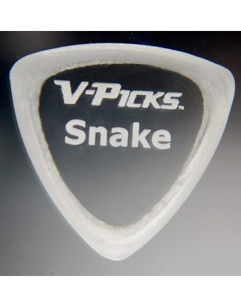 V-Picks Snake Ghost Rim...
