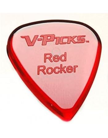 V-Picks Red Rocker plectrum...