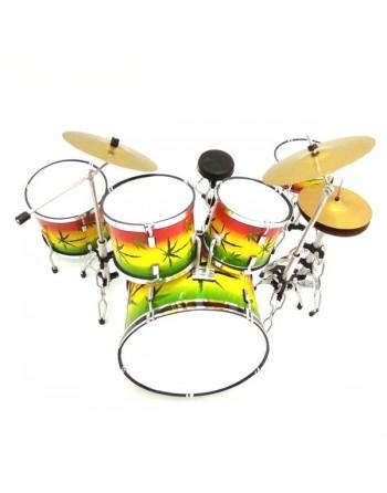 Rasta drumstel