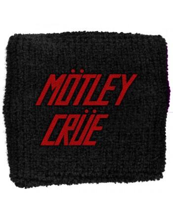 Mötley Crüe wristband...