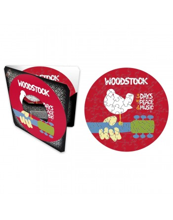 Woodstock Peace & Music Puzzel