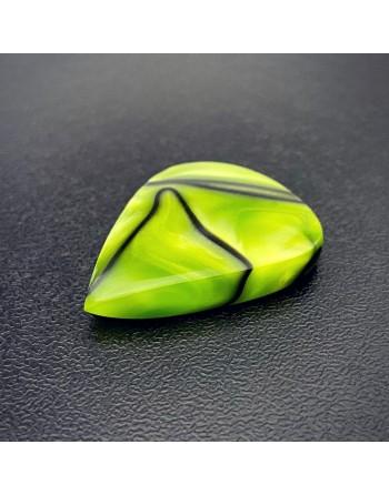 Luka Plectrums Toxic Green...