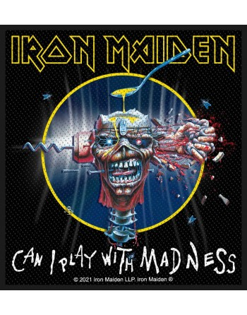 Iron Maiden Can I Play With...