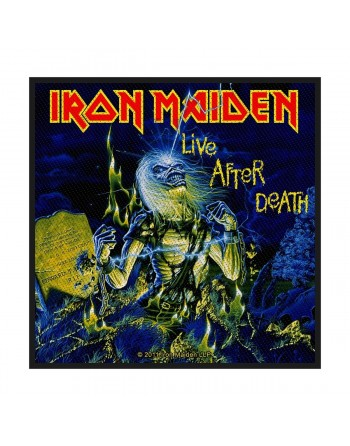 Iron Maiden Live After...