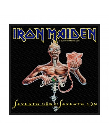 Iron Maiden Seventh Son of...