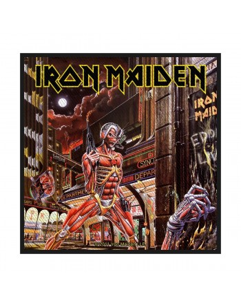 Iron Maiden Somewhere in...
