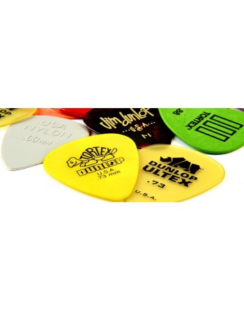 Plectrum verrassings...
