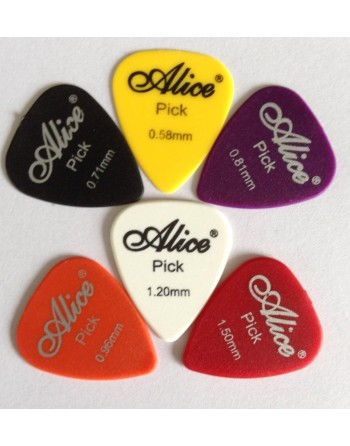 Plectrum try out set